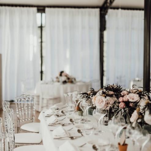 table mariage haut de gamme-idées mariage