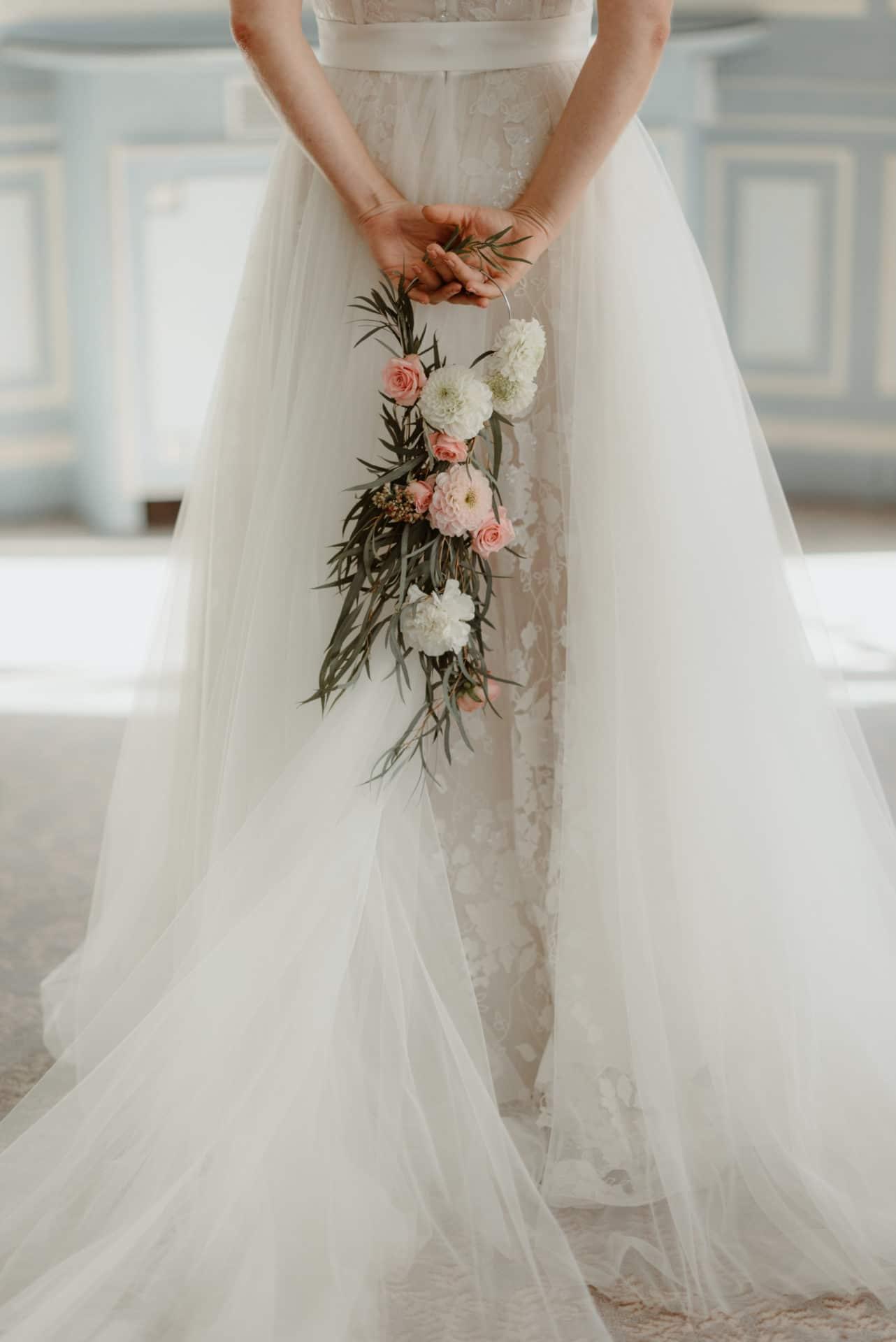 idée de bouquet mariée