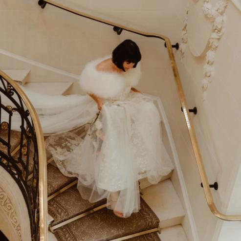 idées mariage de luxe