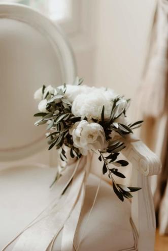 détail decoration mariage luxe-idées mariage