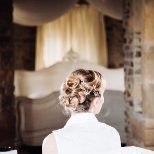 coiffure mariée-idées mariage