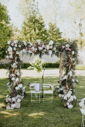 Deco floral-idées mariage
