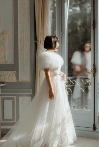 Choix robe de mariée luxe-idées mariage