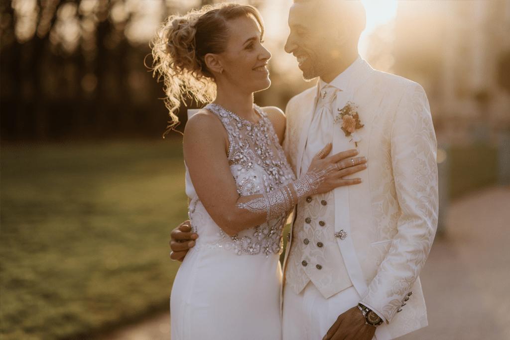 témoignage mariage Valérie et Ali