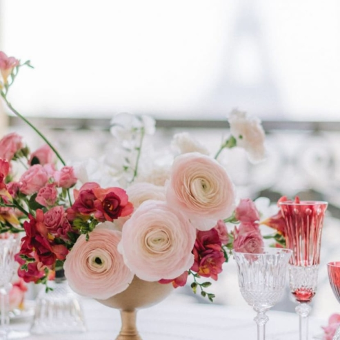 Table de mariage à Paris - Atout Cœur Wedding