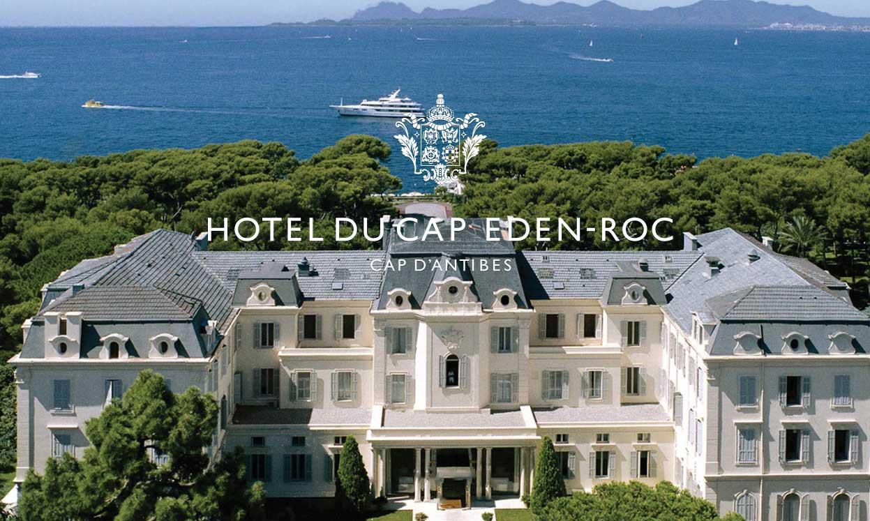 Le Cap Éden Rock hotel luxueux