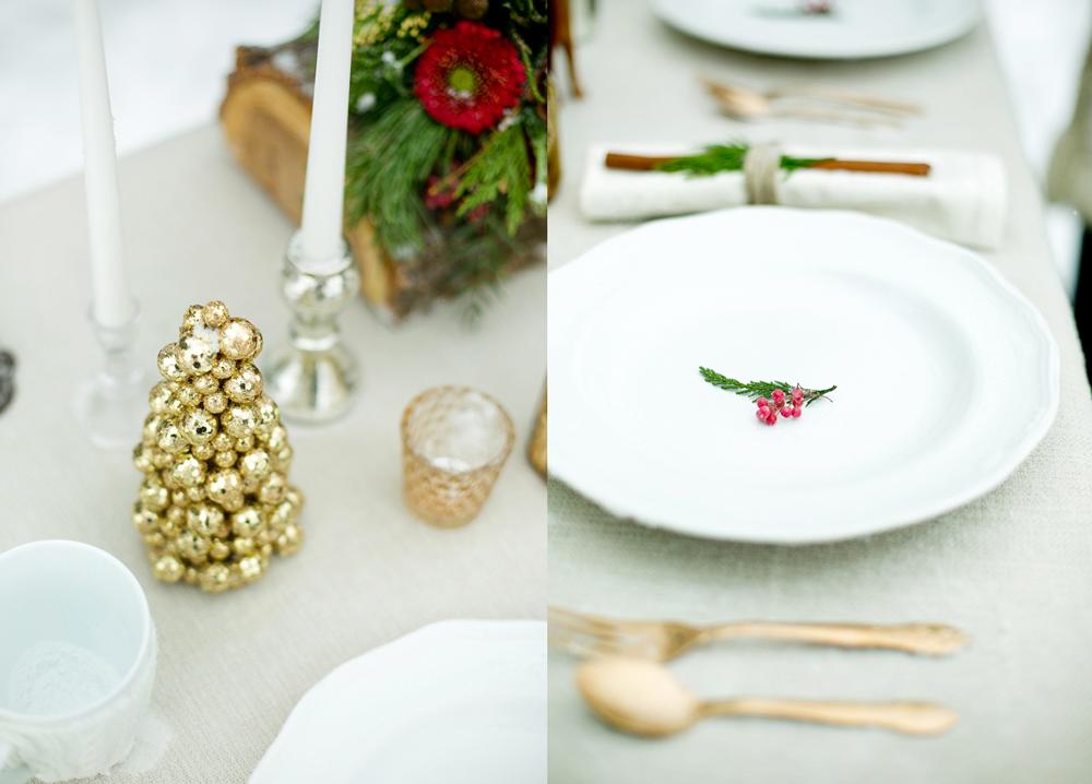 table mariage noel