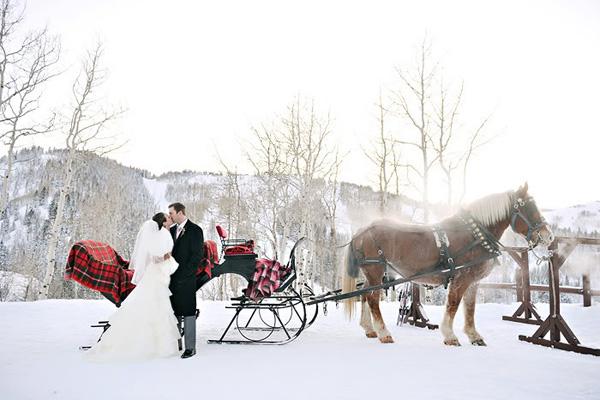 mariage noel laponie