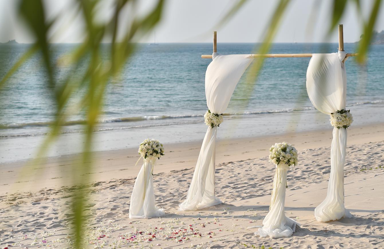 inspiration mariage sur la plage