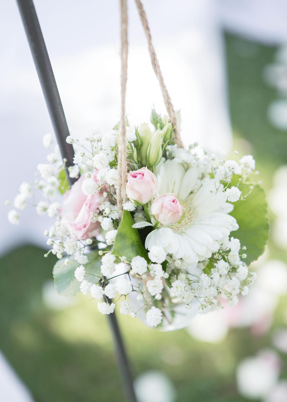 suspension pour les fleurs du grand jour