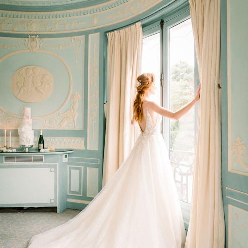 Wedding Inspiration Pré Catelan - Daria Lorman Photography