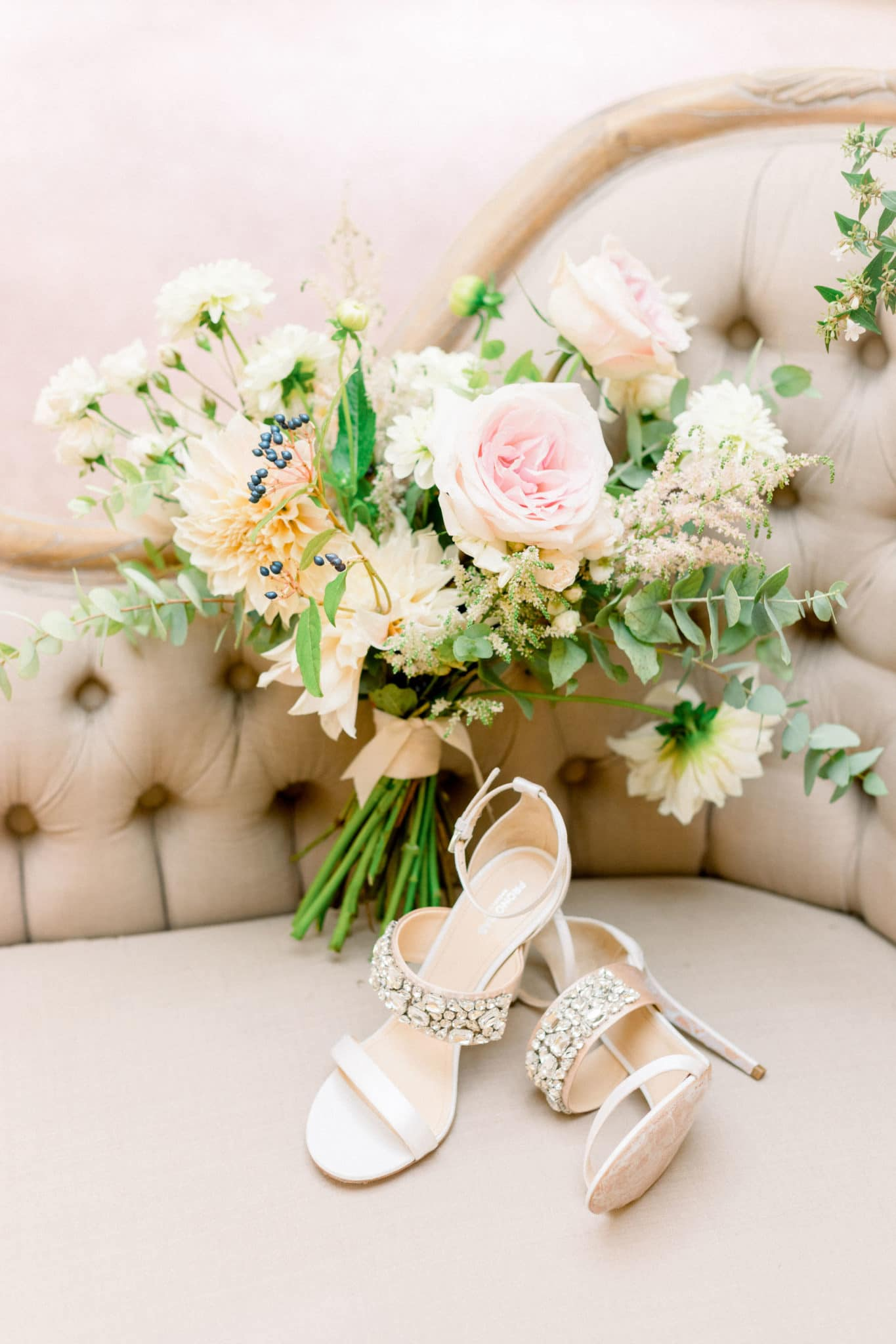 Inspiration mariage luxueux esprit Marie Antoinette