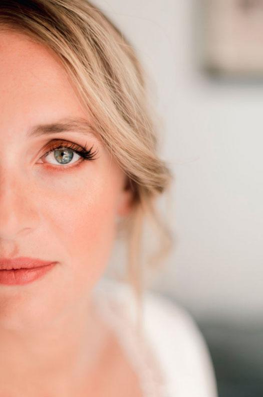 Maquillage de la mariée - Milo Photographie