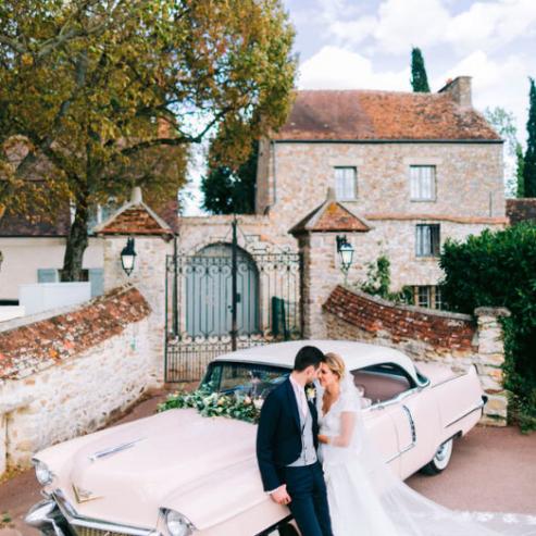 Mariage au Prieuré de Vernelles - Milo Photographie
