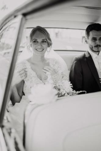 Mariage élegant - Milo Photographie