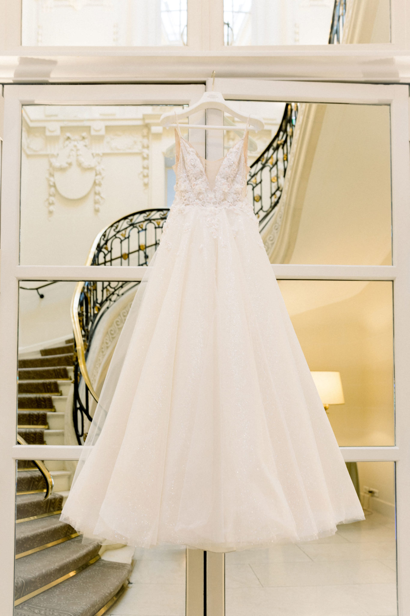 luxurious wedding dress pronovias