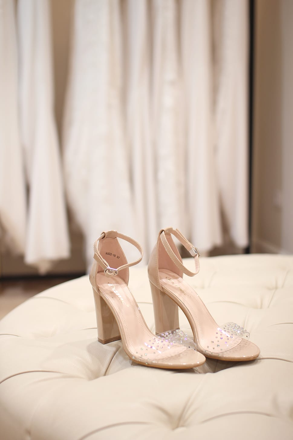 chaussures mariées luxe paillettes