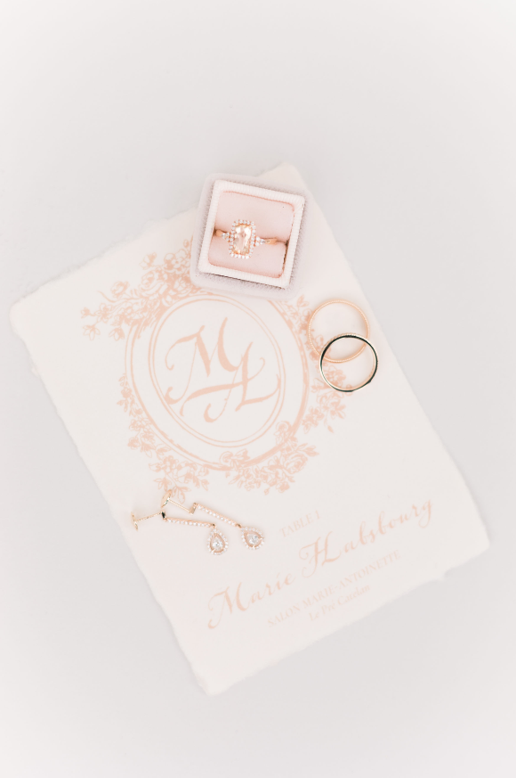 papeterie mariage luxe Atout Coeur Wedding