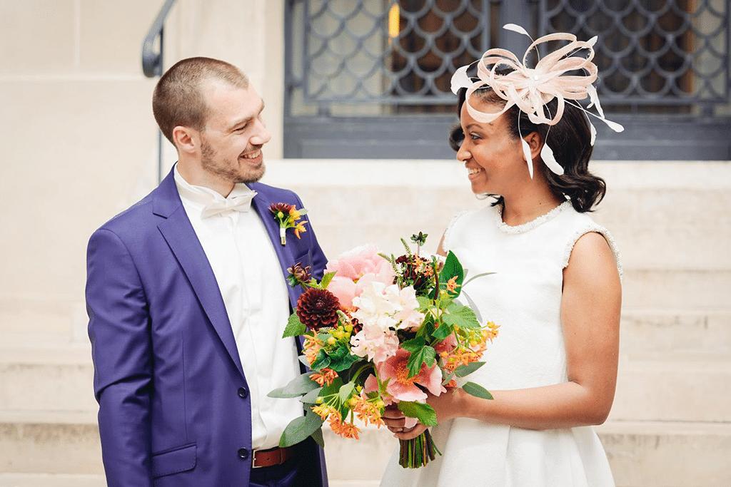Carine et Mikael mariés 2019