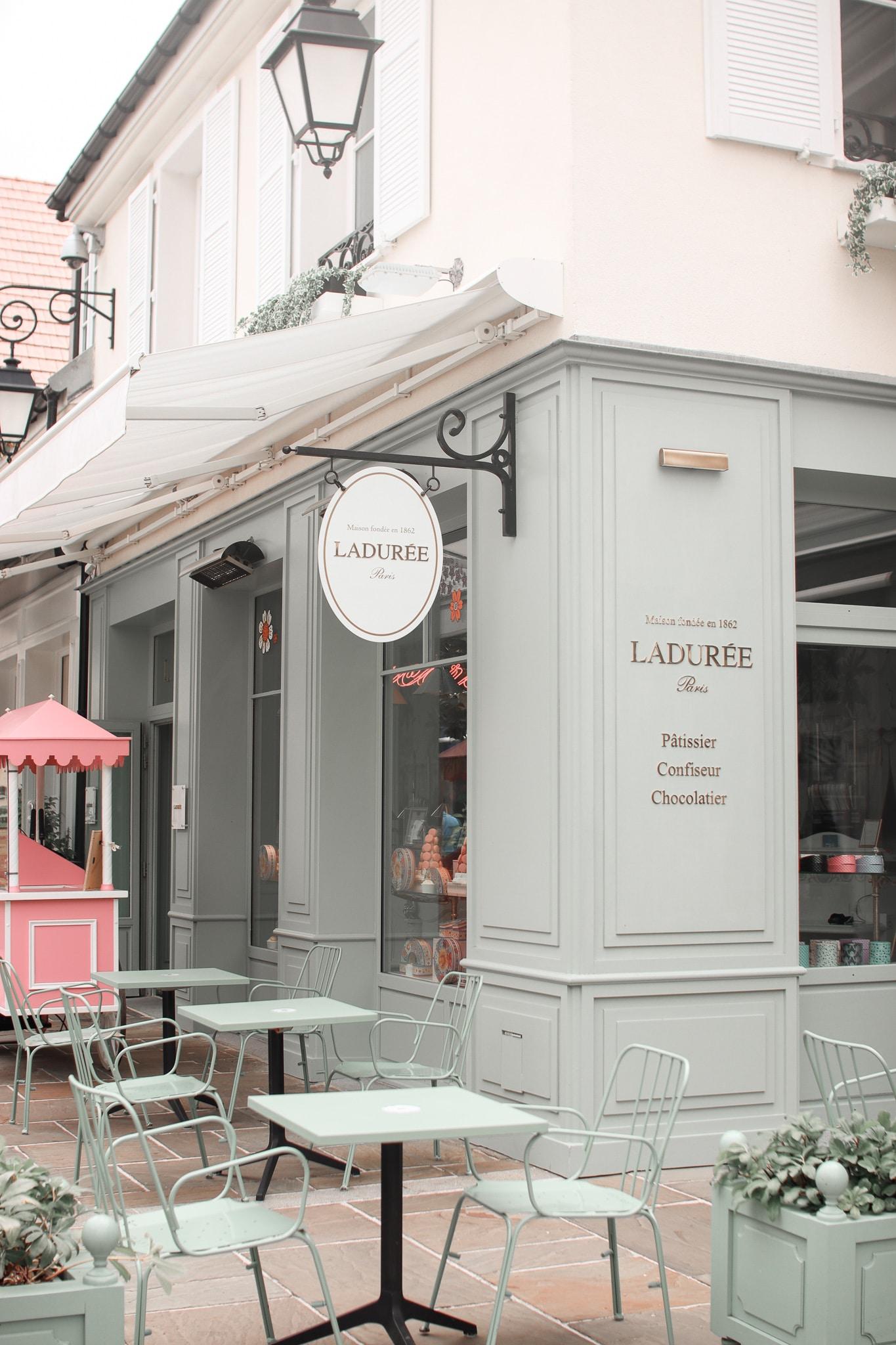 boutique ladurée mariage à paris