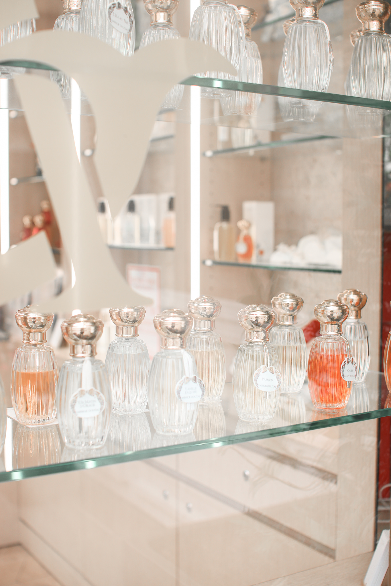 parfums luxe Annick Goutal