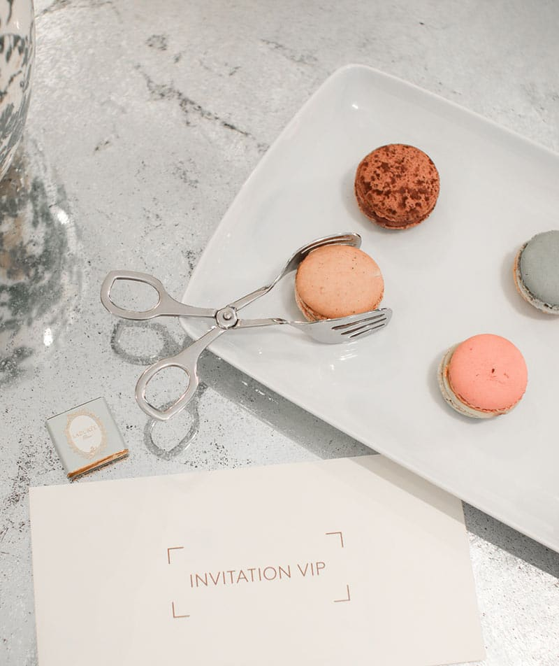 invitation VIP par Atout Coeur Wedding