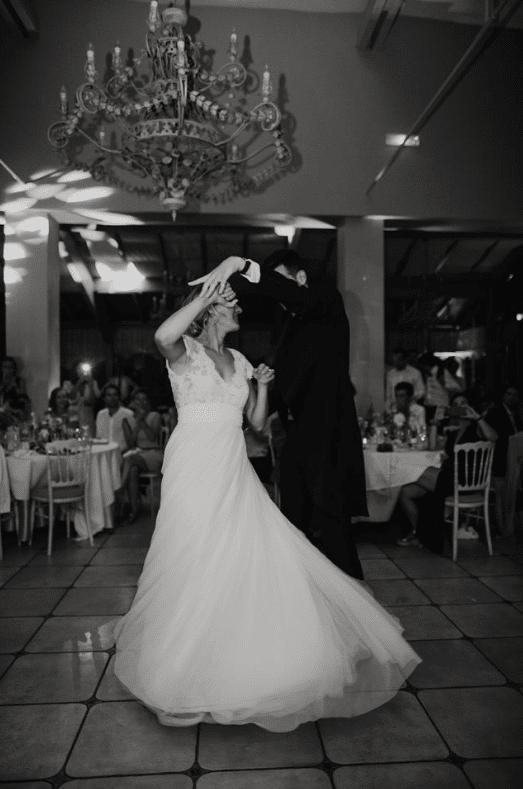 première danse couple mariage