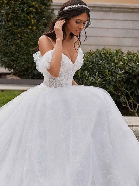 robe de mariée style princesse sélection 2021 atout coeur wedding