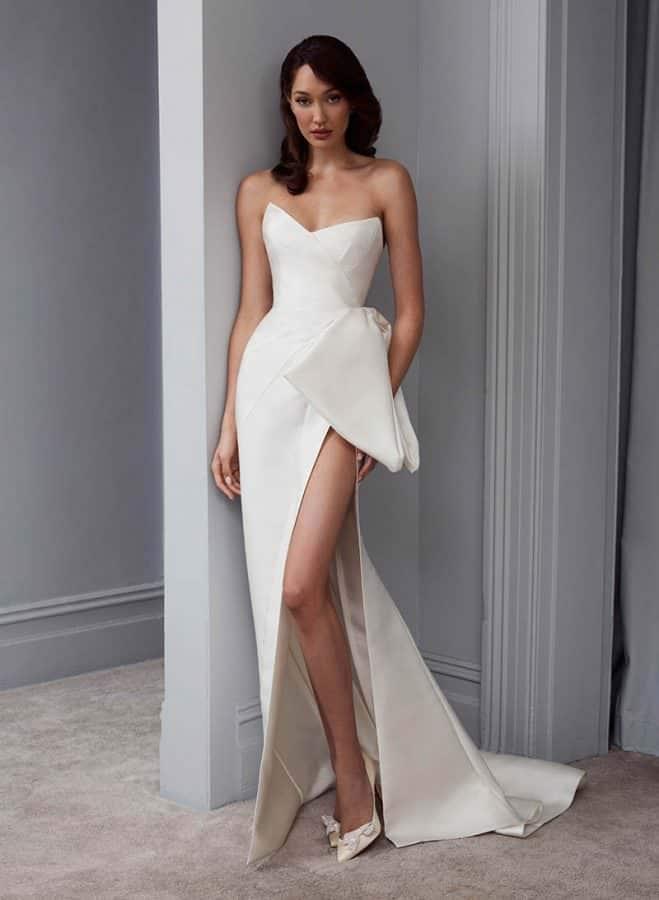 Robe de mariée moderne sélection robes par Atout Coeur Wedding