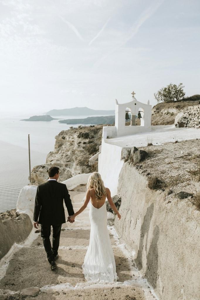mariage à l'étranger et voyage de noces