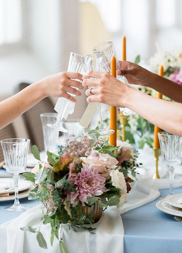 organiser une cérémonie de fiançailles