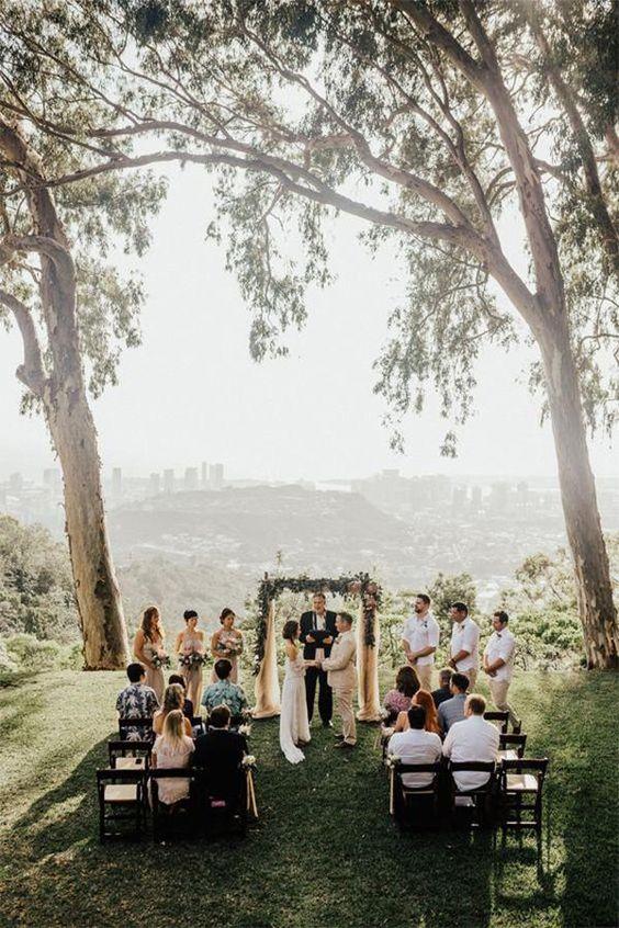 ceremonie laïque mariage en petit comité