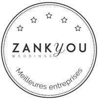 Nommé meilleure entreprise par Zankyou