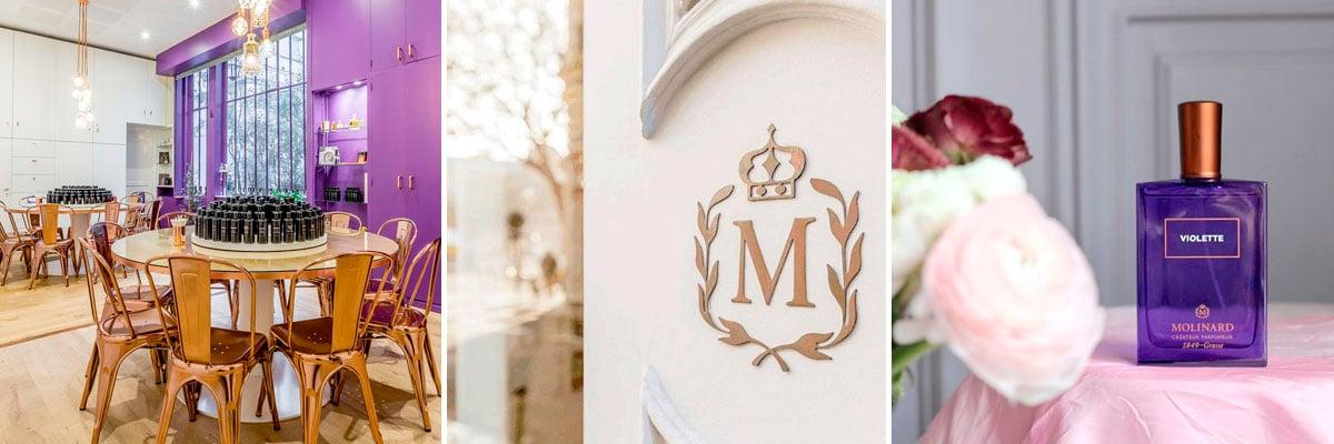 Privilèges futurs mariés - Molinard