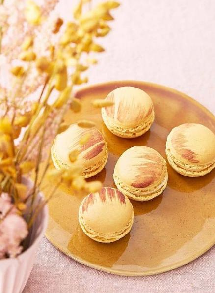 macarons mignardise mariage