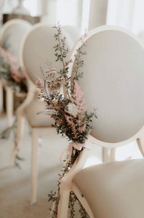 décoration tendance florale mariage