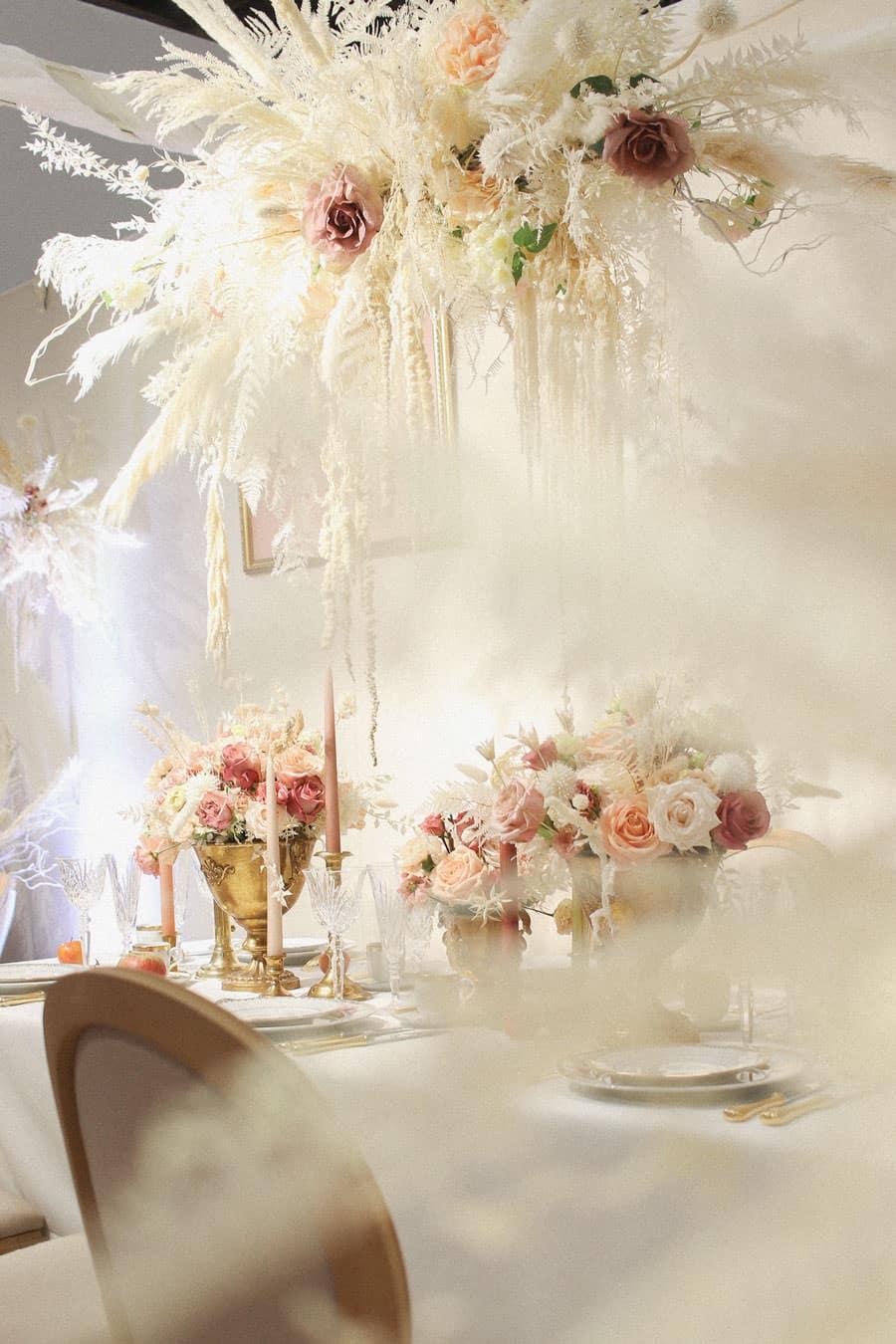 tendances florales mariage - salon du mariage atout coeur wedding