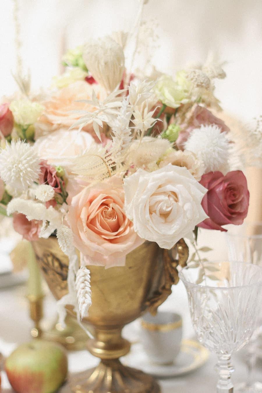 tendances florales mariage 2022-2023